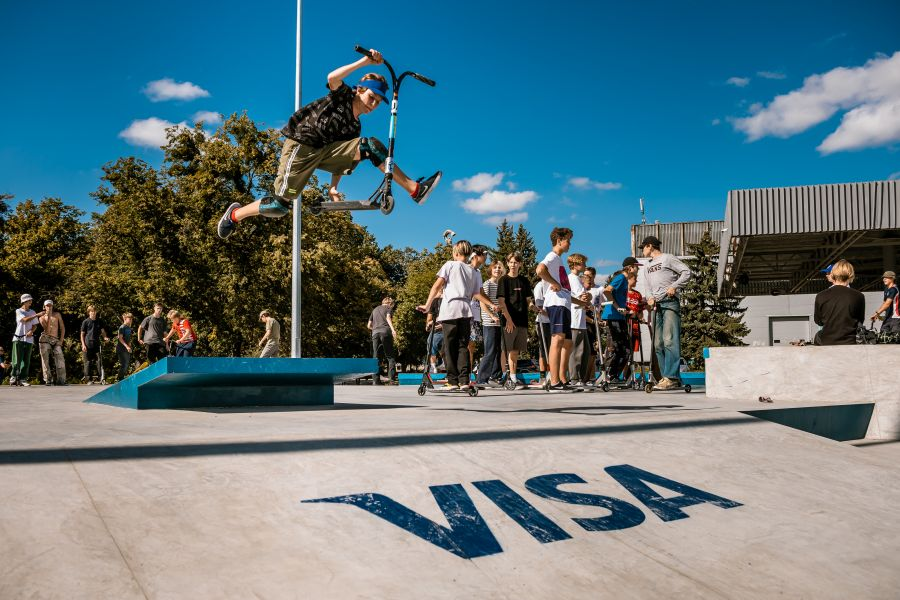 В урбан-парку ВДНГ пройде фестиваль вуличних культур